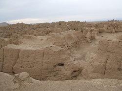 Ancient City of Jiaohe (Yarkhoto)