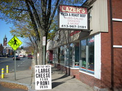 Lazer's Pizza & Roast Beef
