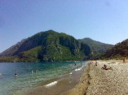 Cirali/Olympos Beach