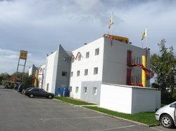 hotelF1 Marne la Vallee Collegien