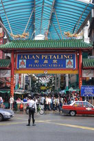 Chinatown - Kuala Lumpur