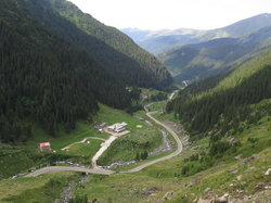 Estrada Transfagarasan
