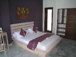 Ma chambre à l'hotel Pearl