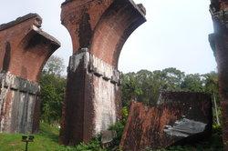 Lonsheng Fallen Bridge