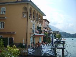 Hotel Sirena from Ristorante next door
