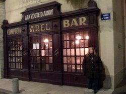 Cafe Comptoir Abel