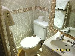 Estuary room toilet