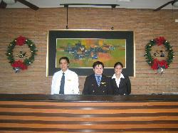 front desk officers