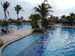 Gran Bahia Principe Akumal - main pool