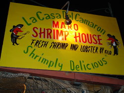 Maro's Shrimp House