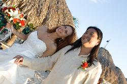 Wedding at Alberto's