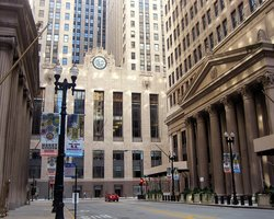 ‪Chicago Board of Trade Building‬