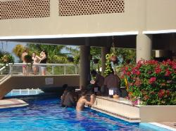 RIU Caribe Swim up