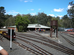 Diamond Valley Railway