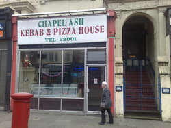 Chapel Ash Kebab House