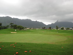 Puakea Golf Course