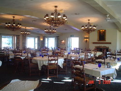 The Inn at Furnace Creek Dining Room