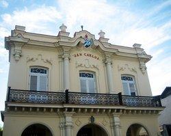 San Carlos Institute - Casa Cuba