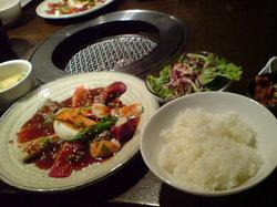 Korean Dinner Toraji (Aoyama)