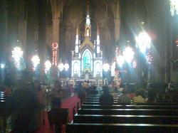 Gereja San Sebastian