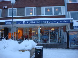 Kiruna Guidetur - Day Trips