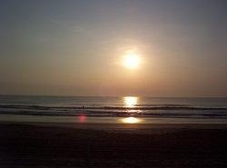Sunrise in Ormond Beach
