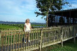On Lake Jackson / For a romantic setting