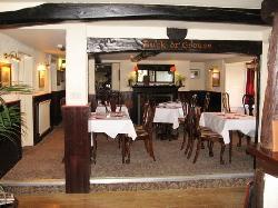 Sibson Inn - dining room