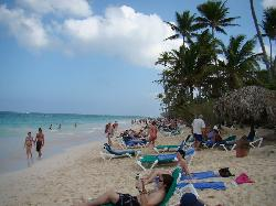 A nice time in Dominican Republic