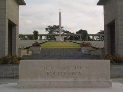 Kranji War Memorial (Kriegsgedenkstätte)