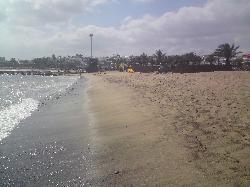 The Beach in Costa Teguise