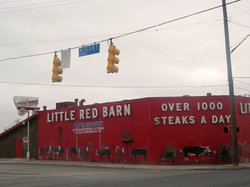 ‪Little Red Barn‬