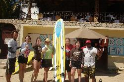 Post-surf lesson #2