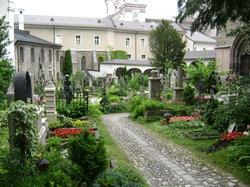 聖ペーター教会墓地 (ペータースフリートホフ)