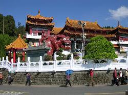 Wen Wu Temple, Sun Moon Lake, Nantou County (19205642)