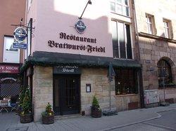 Bratwurst Friedl