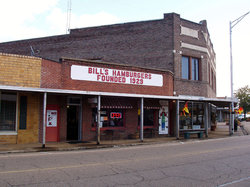 Bill's Hamburgers