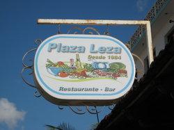 Restaurant Plaza Leza