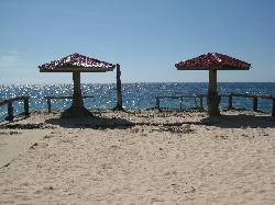 海岸のレスト・プレース