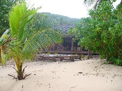 View to the resturant