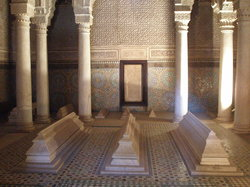 ‪Saadian Tombs‬