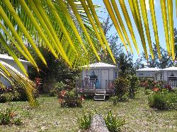 Cabana from the Beach