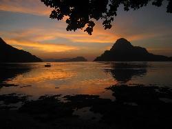Sunset at Hadefe