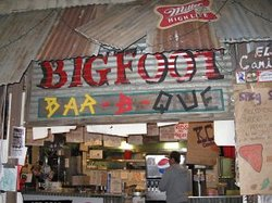Bigfoot Bar B Que