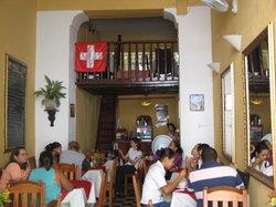 Restaurante Casa Suiza