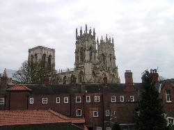 view of the minster