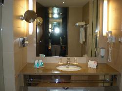 badrummet, med fin dusch till höger(ej i bild)
