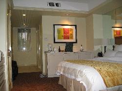 Room toward kitchenette