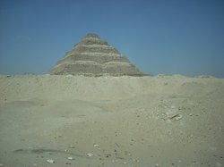‪Step Pyramid of Djoser‬