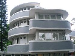 Gedung De Driekleur  / Gedung Tiga Warna